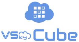 PT – VSky Cube logo