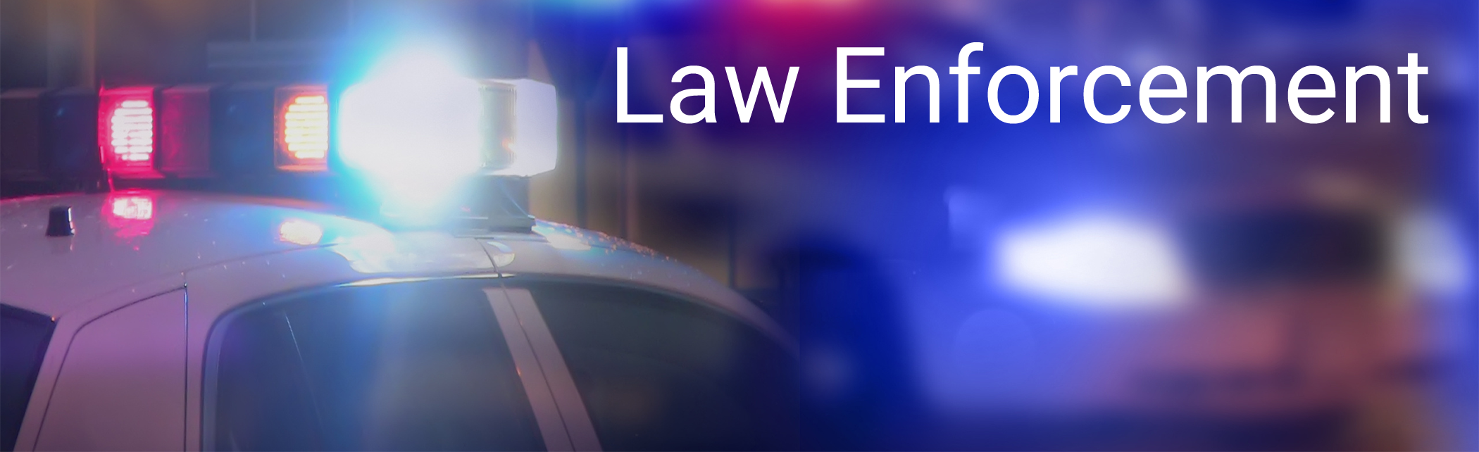 Law Enf Banner